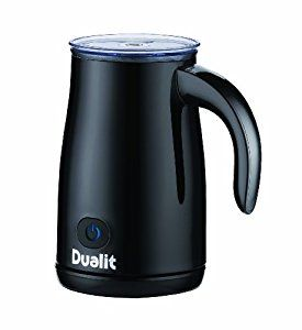 Dualit 84145 Milk Frother, Black: Amazon.co.uk: Kitchen & Home