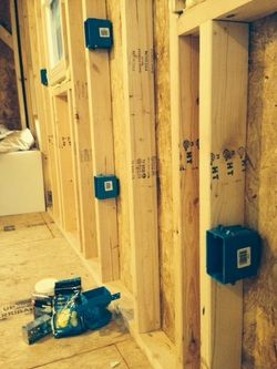 electrical work in a tiny house tiny house pinterest rh pinterest com cost of wiring a tiny house wiring a tiny home
