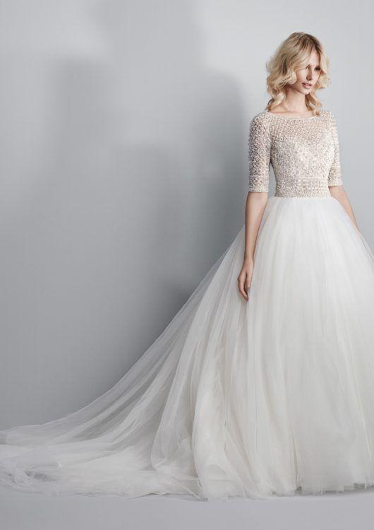 Vestido de novia modelo Allen de Maggie Sottero colección 2017/2018 ...