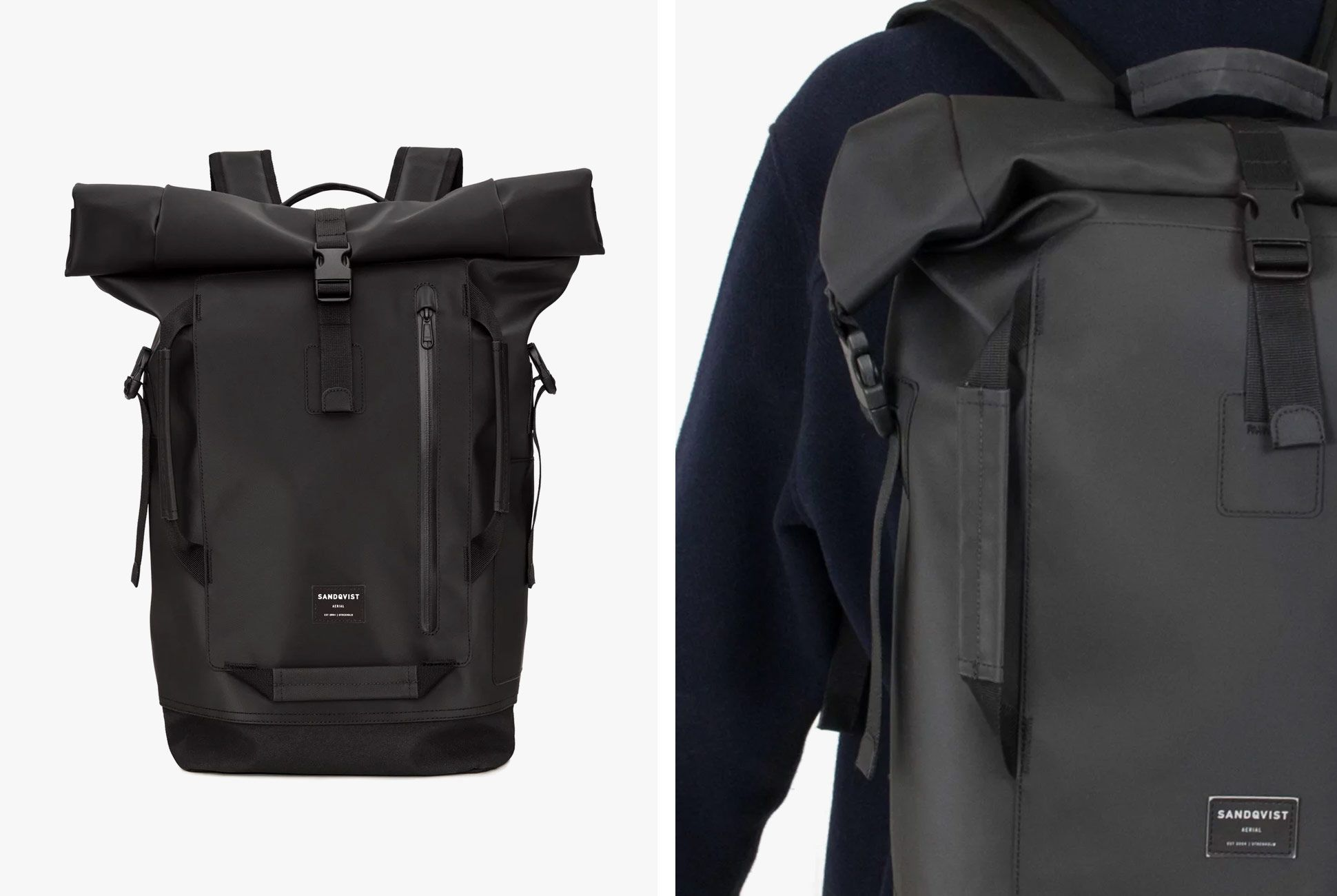 This Waterproof Commuter Bag Looks As Good As It Protects Commuter Bag Bags Top Backpacks