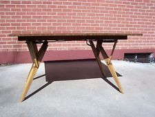MidCentury Modern Castro Convertible Coffee Table Dining Table