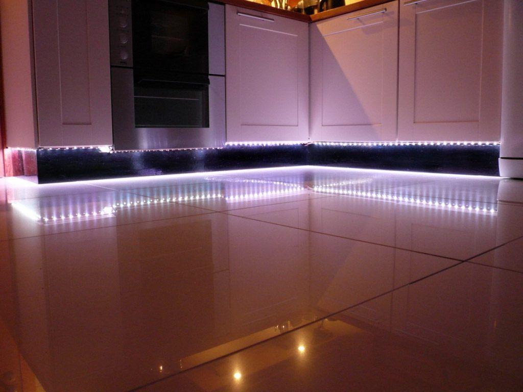 Kitchen Under Cabinet Led Lighting Ideas Fita De Led Iluminacao