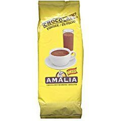 Amalia Chocolate a la Taza Powder from Spain (13.5 oz/380 g) - http://bestchocolateshop.com/amalia-chocolate-a-la-taza-powder-from-spain-13-5-oz380-g/