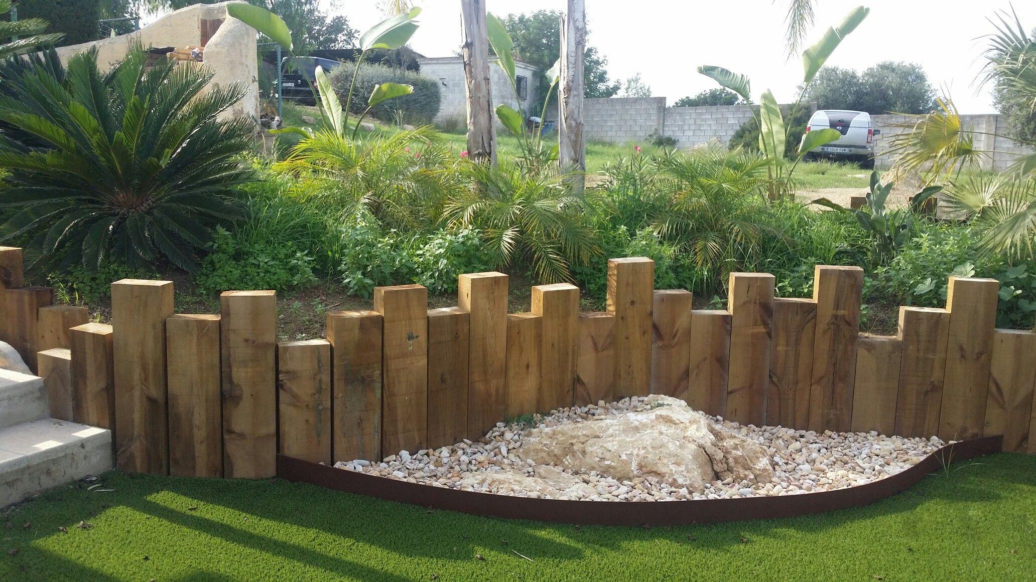 Gardens with good ideas
