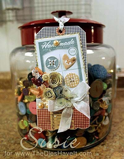 The Dies Have It: Handmade - PaperTrey Ink Blog Hop Time