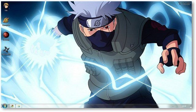 naruto shippuden themes for windows 7