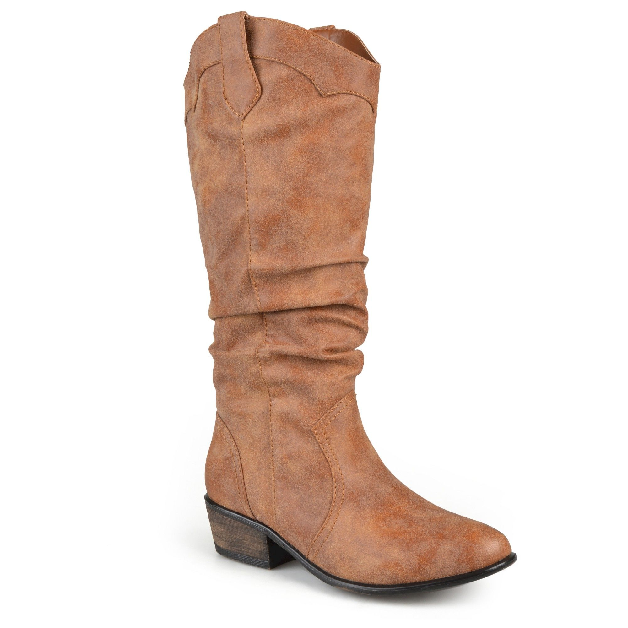Women's Chestnut Slouch Boot