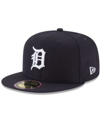 new style 821f7 0964f New Era Detroit Tigers Ultimate Patch Collection World Series 2.0 59Fifty  Fitted Cap - Blue 7 1 4