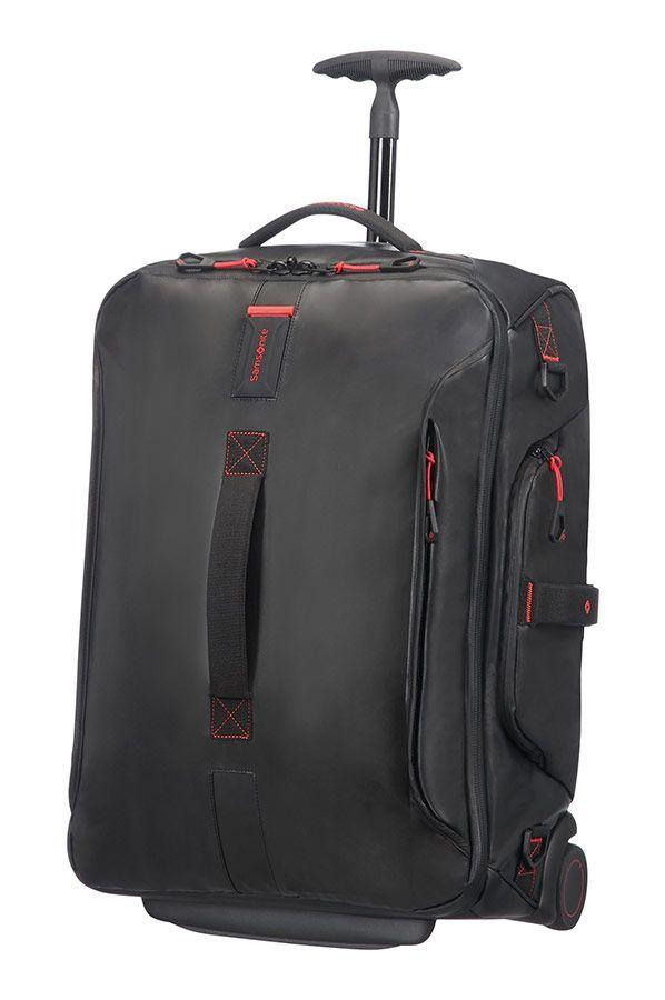 Samsonite Paradiver Light 55cm Duffle Bag   Backpack   Go Places ... ea57b17c8d