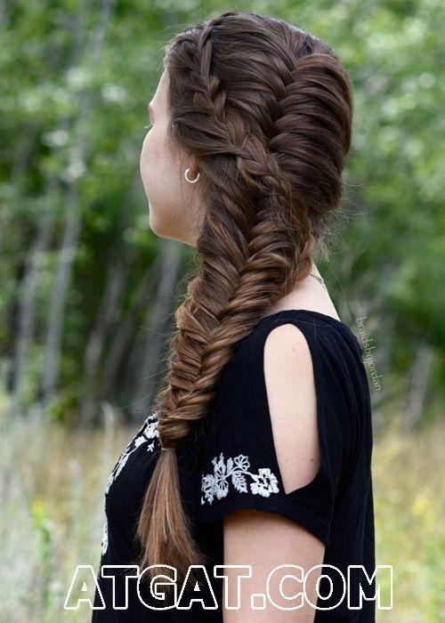 Long Braided Hair How long should I keep my braids in? Braided Hair Styles - P...#braided # ...