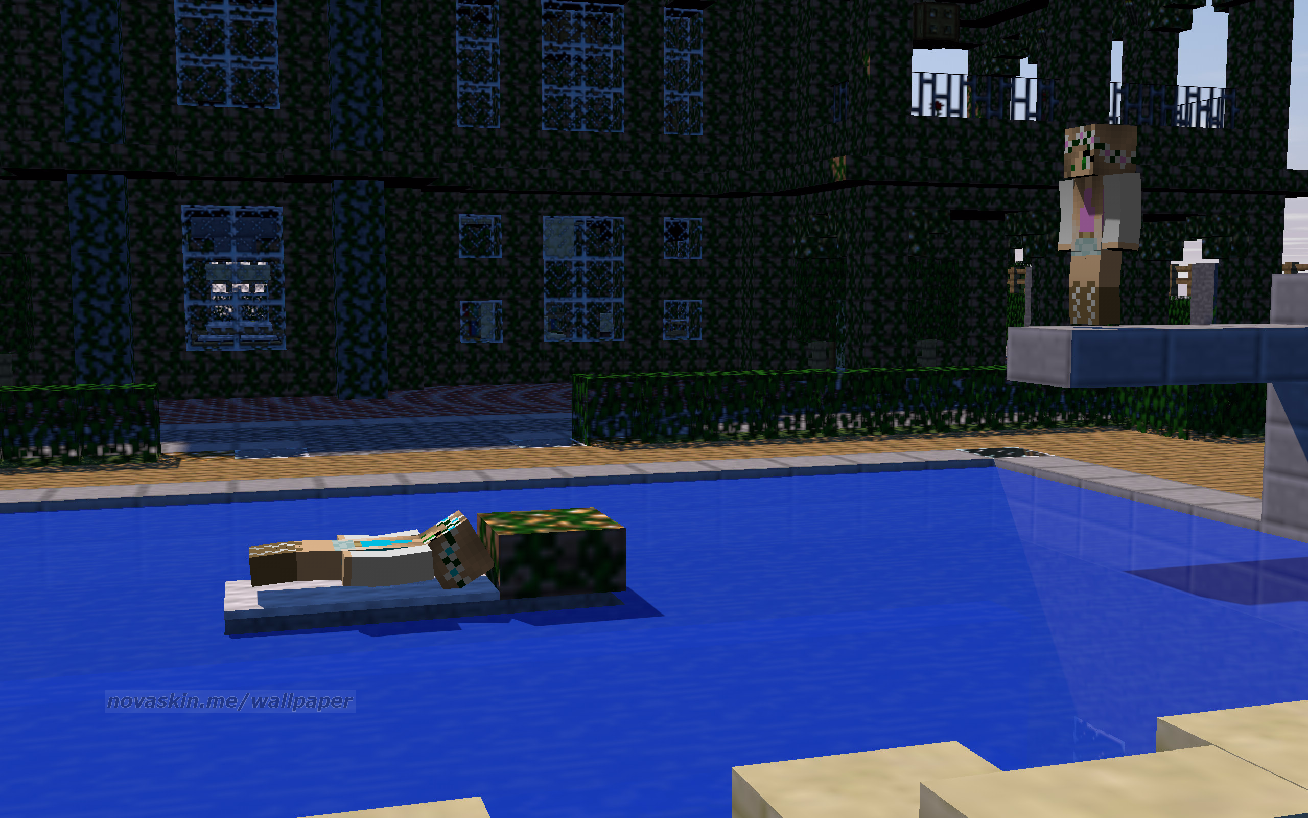 Pin by Kelly Christopher on my minecraft animations