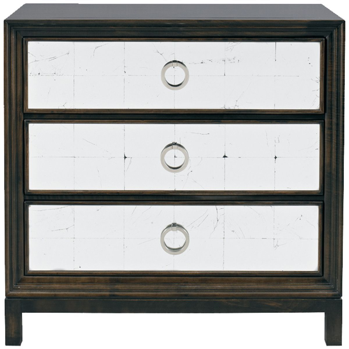 Hickory White Alex Three Drawer Chest