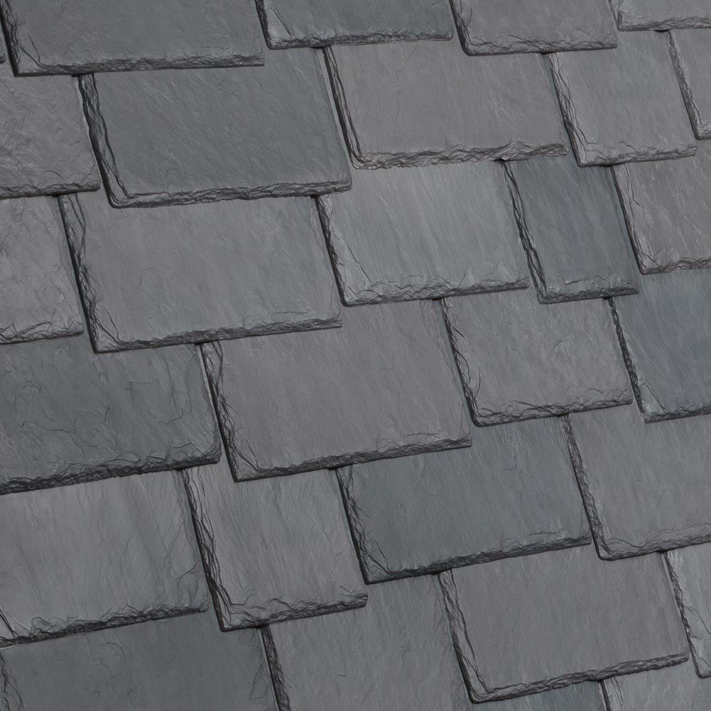 MultiWidth Composite Slate Roof Tile DaVinci Roofscapes
