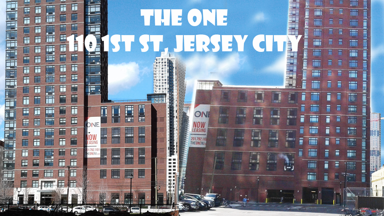 one jersey city apartments