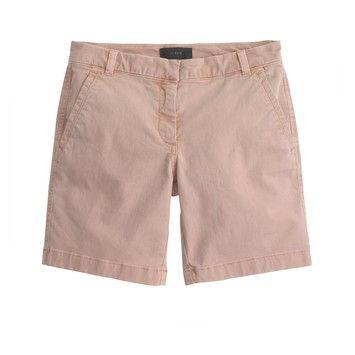 J.Crew Bermuda Shorts Mauve Blush