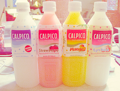 Immagine Di Drink Calpico And Food Aesthetic Food Kawaii Cooking Japanese Snacks