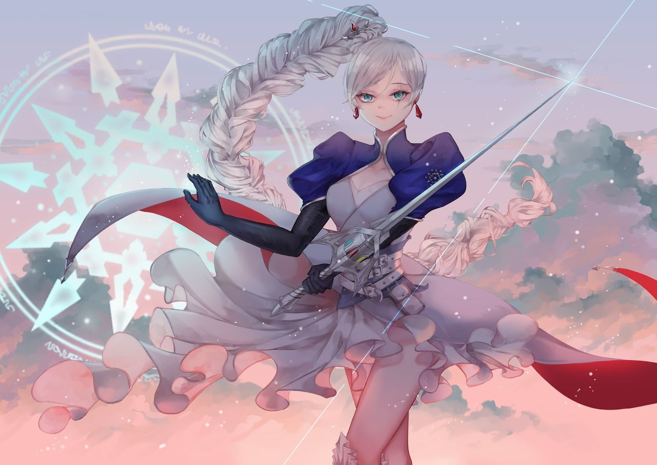 Weiss Volume 7 by husk57 on DeviantArt in 2020 (With