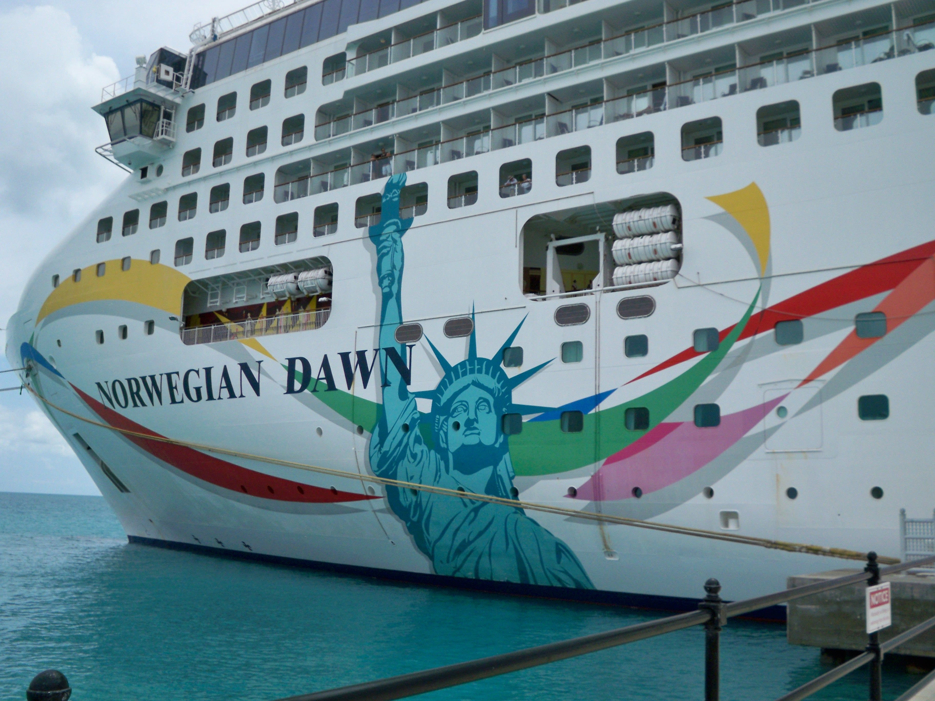NCL Dawn - cant wait! Tampa here we come! (With images ...