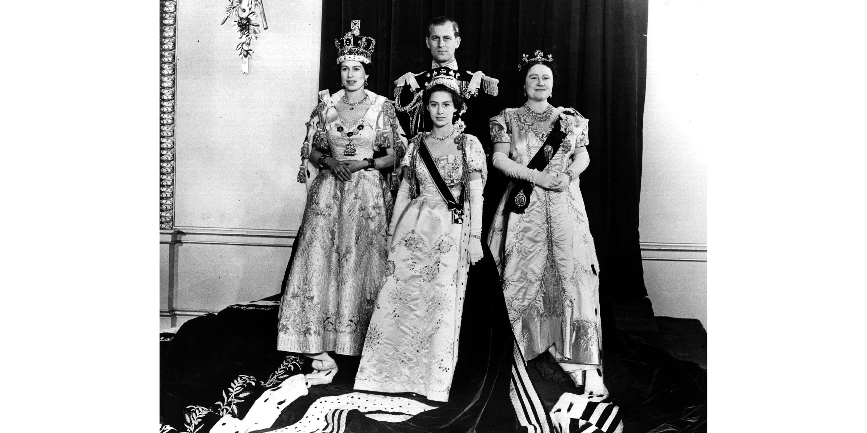 In Photos The British Royal Family Through the Years