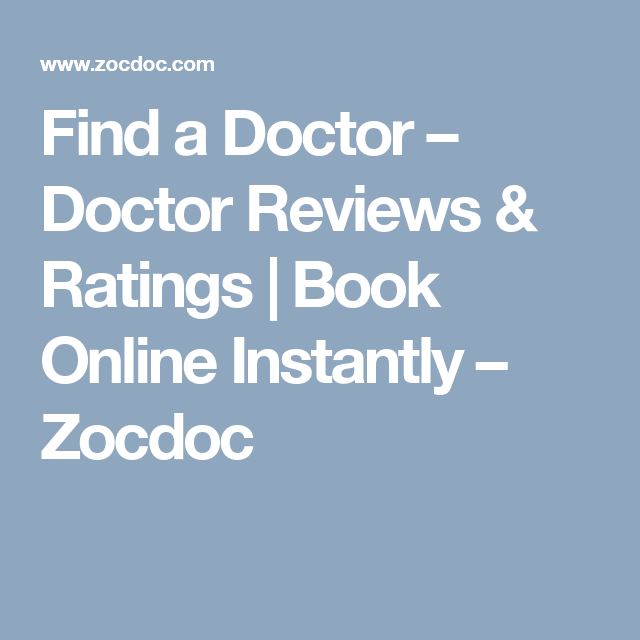 Find A Doctor Doctor Reviews Ratings Book Online Instantly