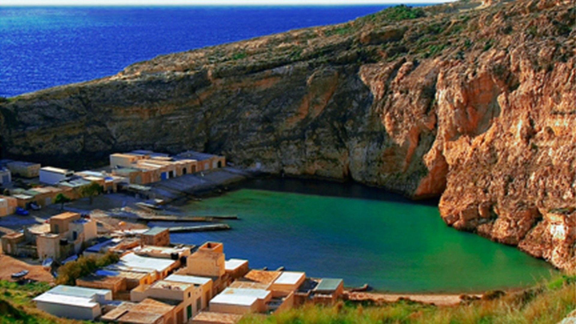 Обои Мальта, malta xlokk, malta, Залив, Marsaxlok, marsaxlokk bay, марсашлокк. Города foto 14