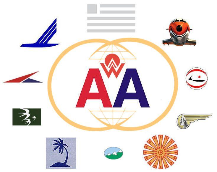 US Airways - American Airlines Merger - Heritage Logo | Airlines ...