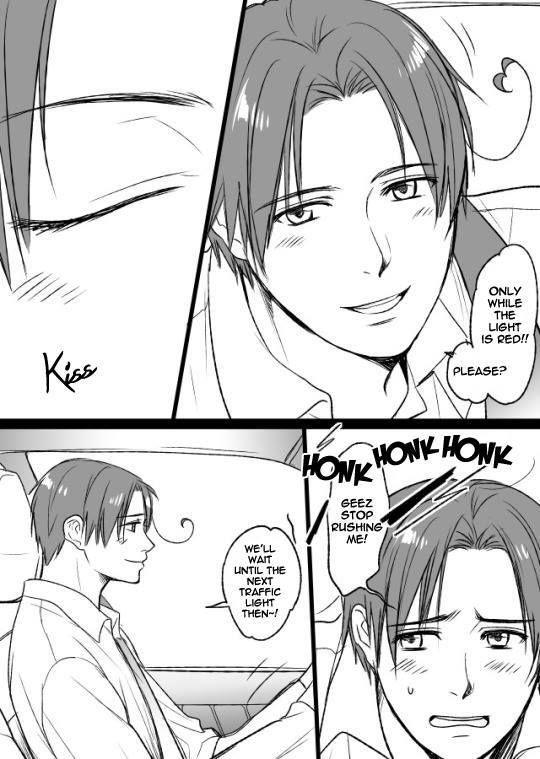 4/4 Italy x Reader Manga | Hetalia, Cute stories, Anime