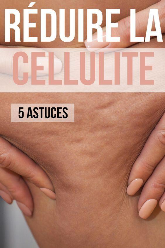5 VRAIS CONSEILS POUR REDUIRE LA CELLULITE #healthandfitness