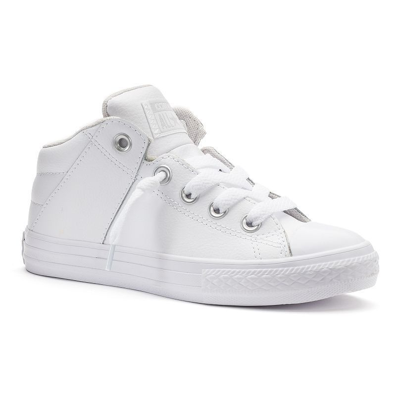 converse chuck taylor all star axel mid leather