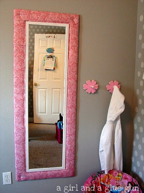 Mirror Mirror on the wall - I would do a different pattern ...