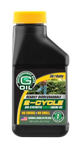 Green Earth Technologies 01107 G Oil 2Stroke Engine Oil 26