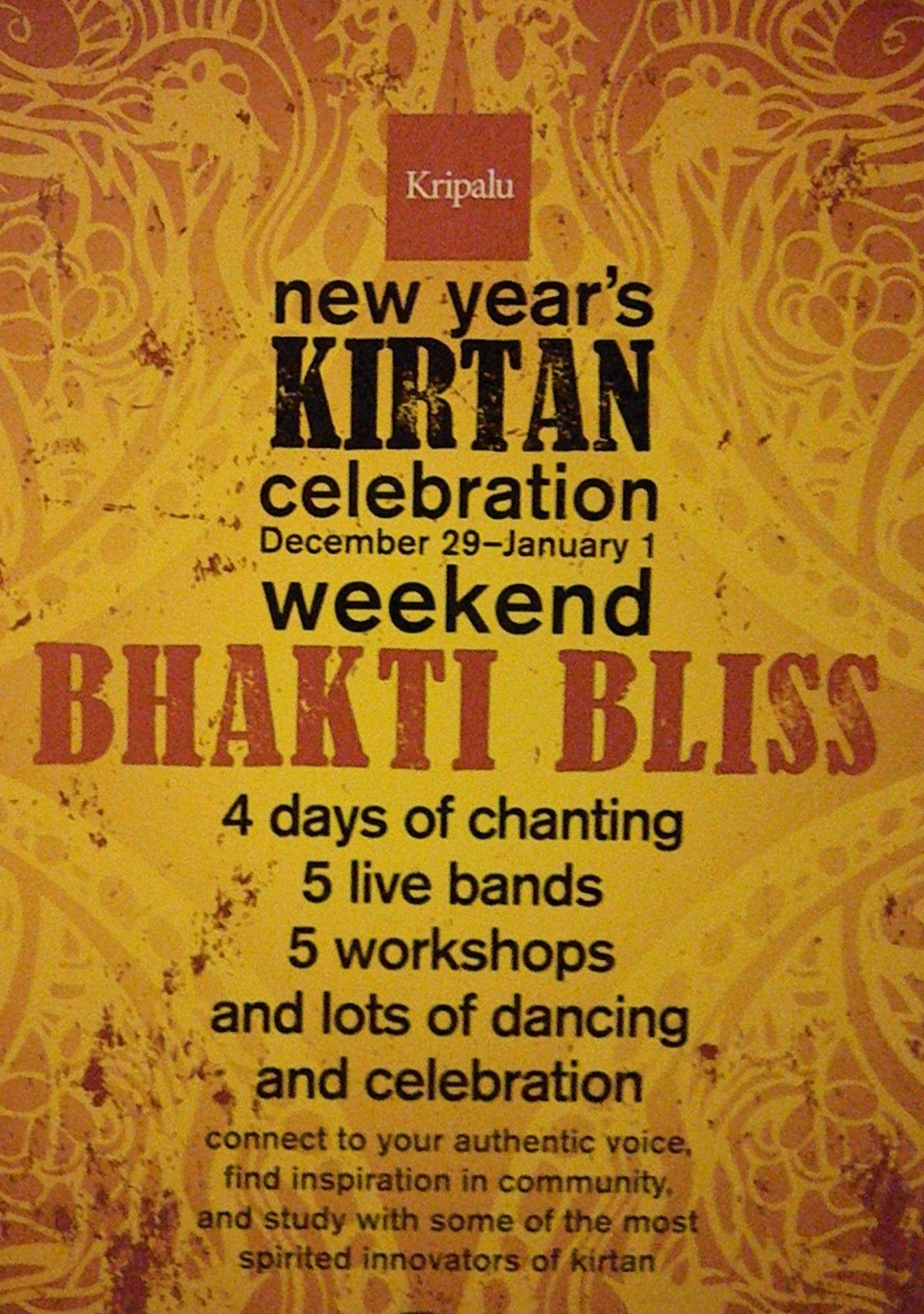 Bhakti Nights...