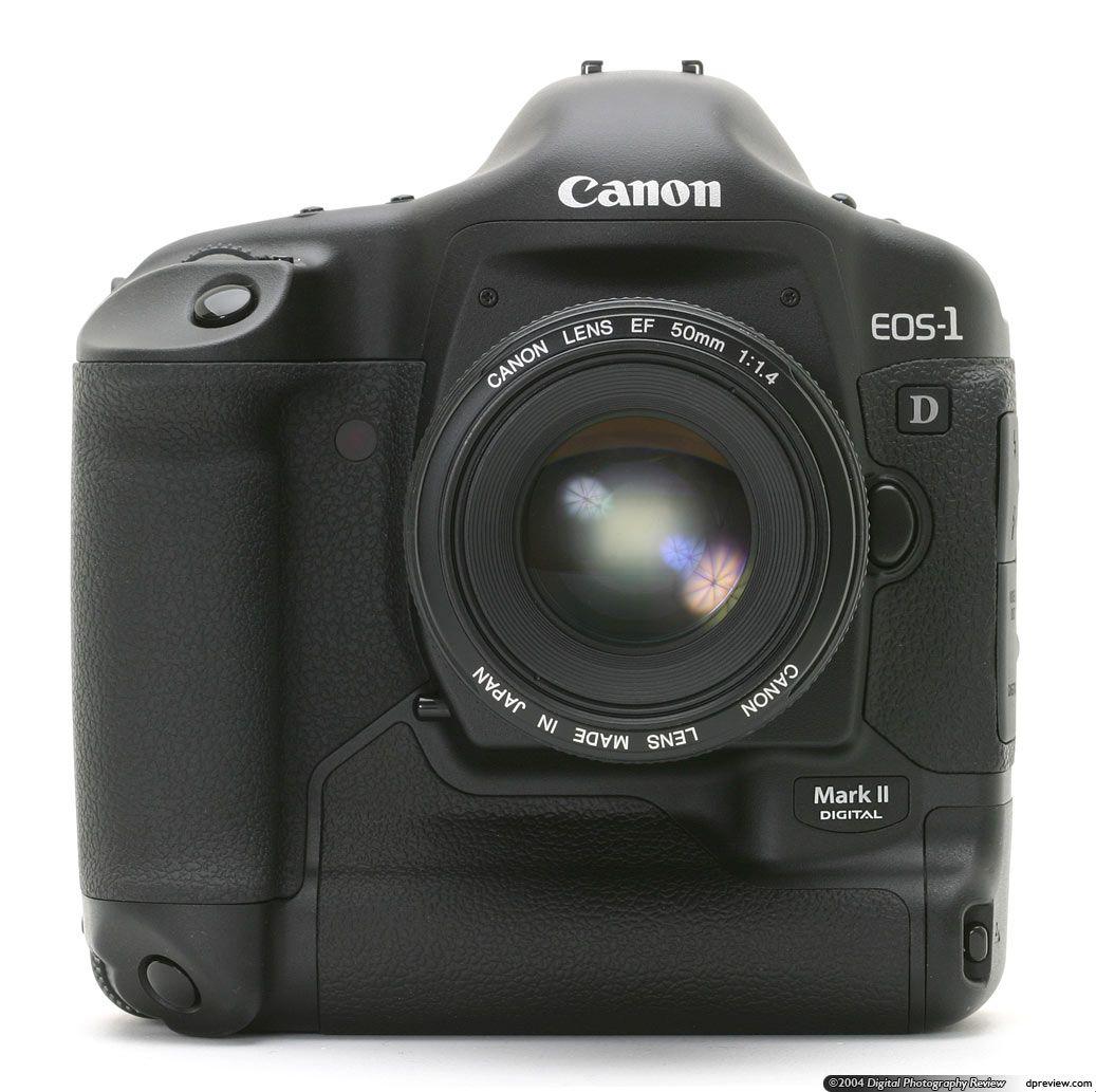 Canon Eos 1d Mark Ii Review Digital Photography Review Digital Photography Review Canon Eos Canon Dslr Camera