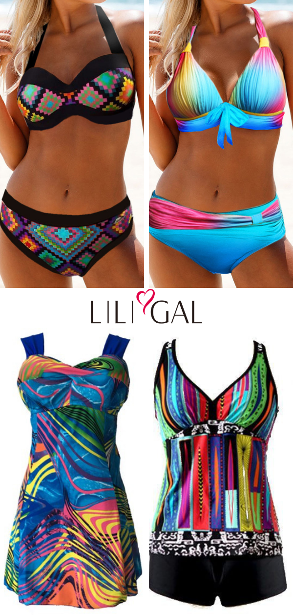 Sexy Summer Swimsuits For Beach Vacation #summervacationstyle