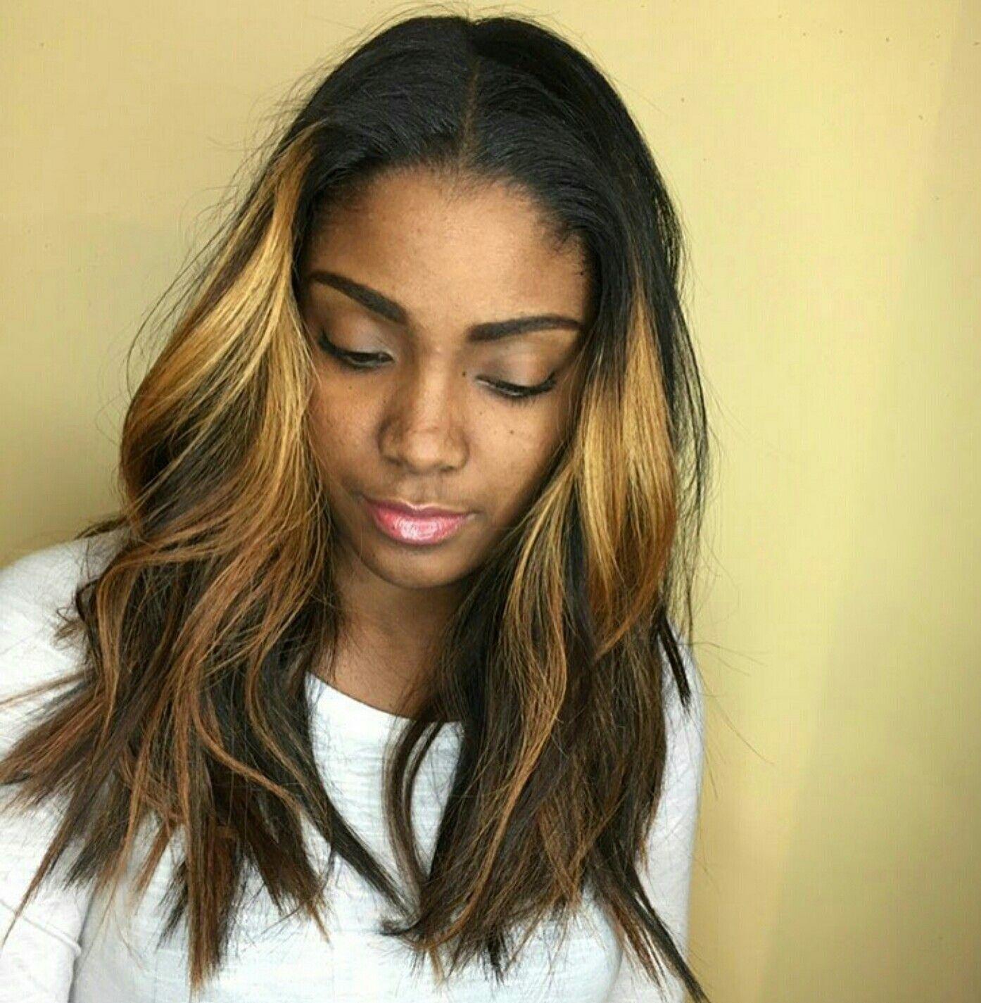 Pinterest Briaangelique Hair Color For Black Hair Black Girl