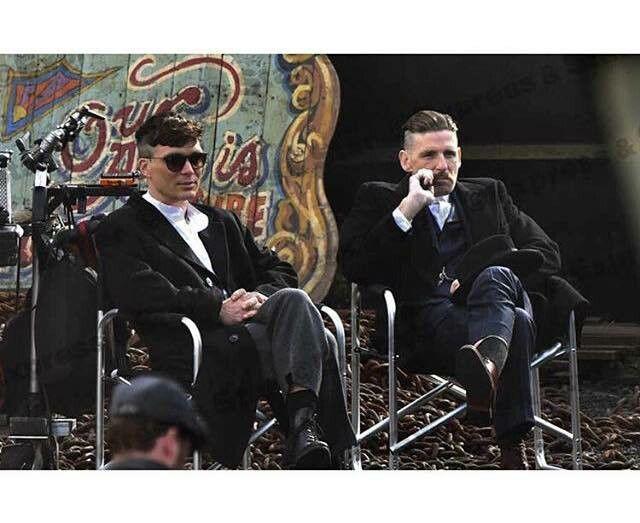 Behind The Scenes | Peaky Blinders (With images) | Peaky ...