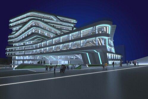 proyecto_edificio_construccion_torre en barcelona