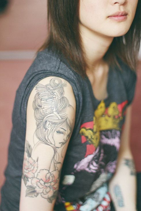 hipster-tattoo-tatuaje-hipster-tendencia-trends ...