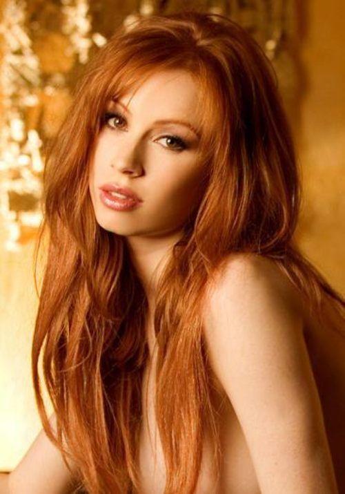 Worlds hottest redhead