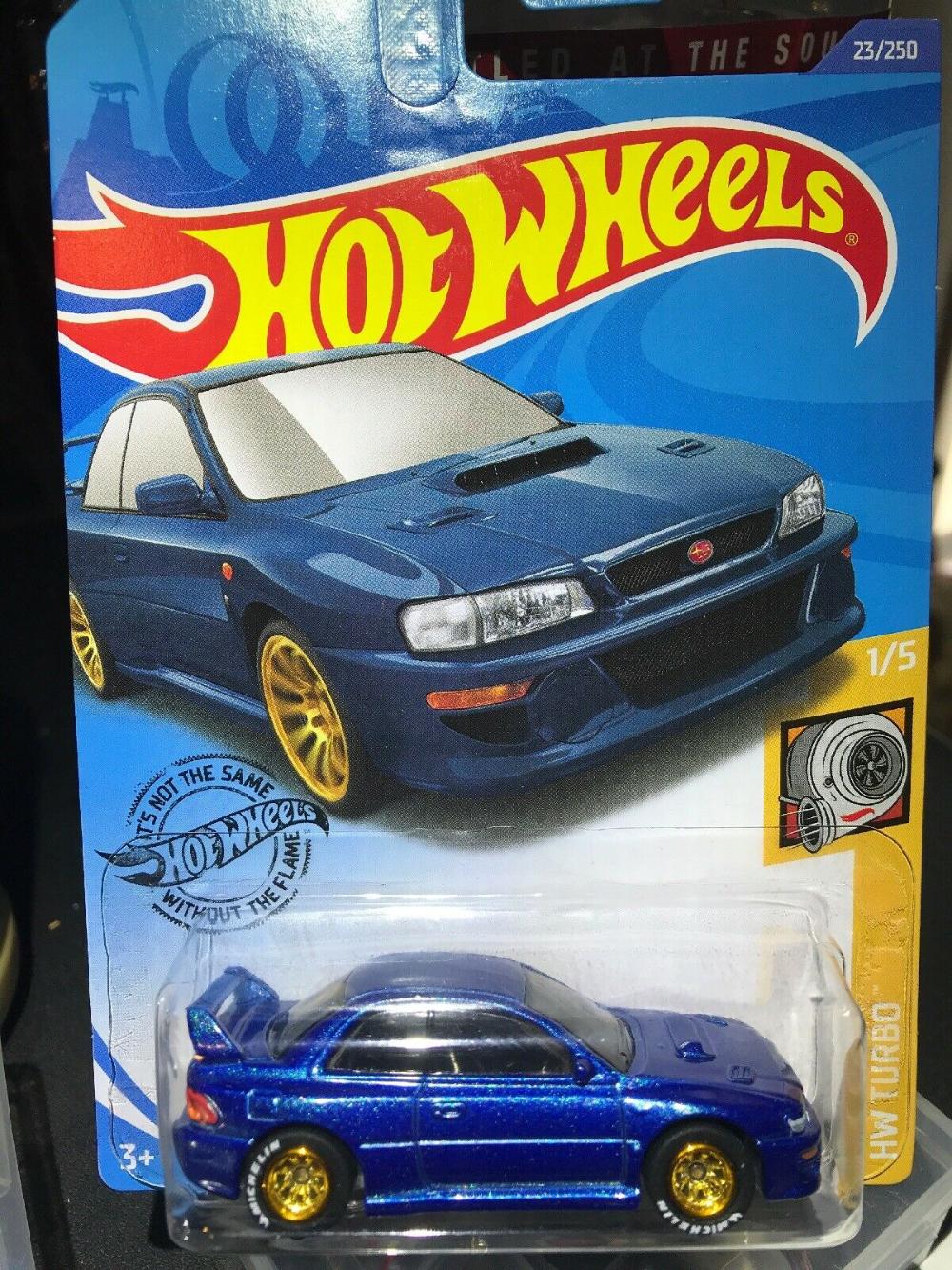 Hot Wheels 2020 Custom Subaru Impreza 22b Sti With Real Riders Ebay Hot Wheels Custom Hot Wheels Diecast Cars