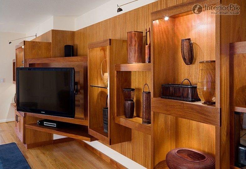 Renderings Of Tv Background Wall Walls Wood Tv Cabinet