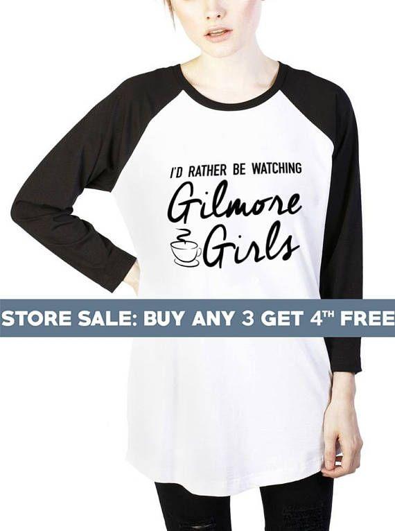 LIKE THE GILMORE GIRLS T shirt | Teezily