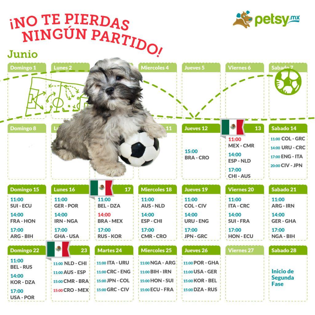 Calendario Perruno.Descarga Ya Tu Calendario Perruno Para El Mundial Brasil