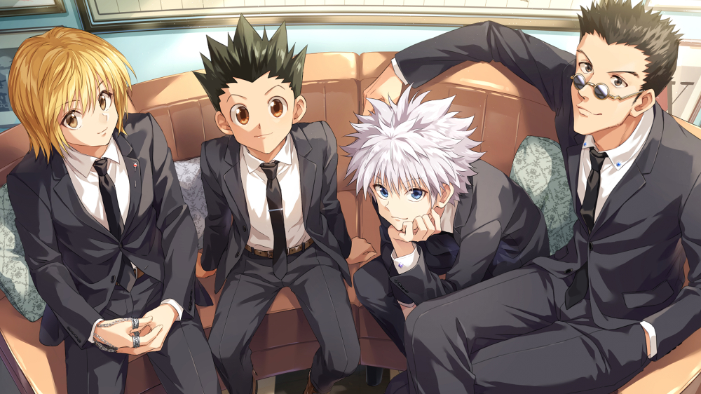 Hunter x hunter wallpaper / fond d'écran / Les meilleurs fond d'écran de manga / #manga # ...