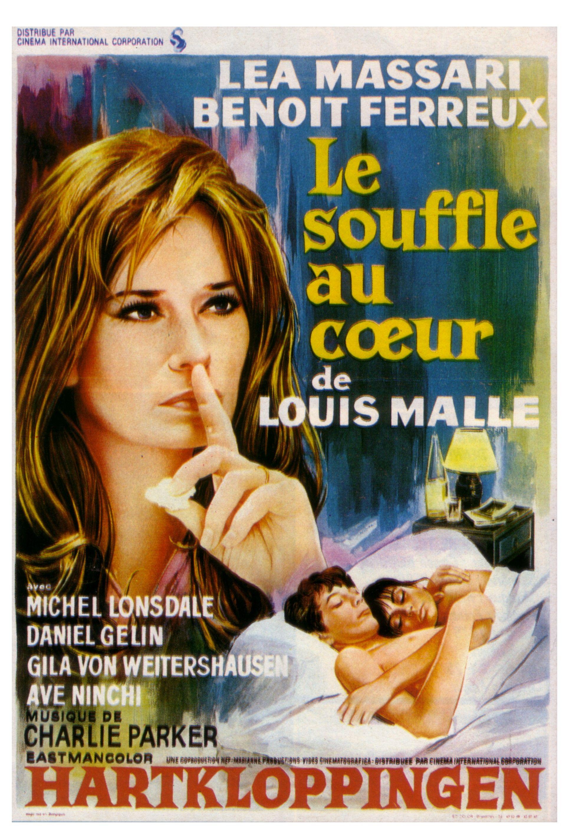 Una Pagina de Cine 1971 Le souffle au coeur - El soplo al corazon ...