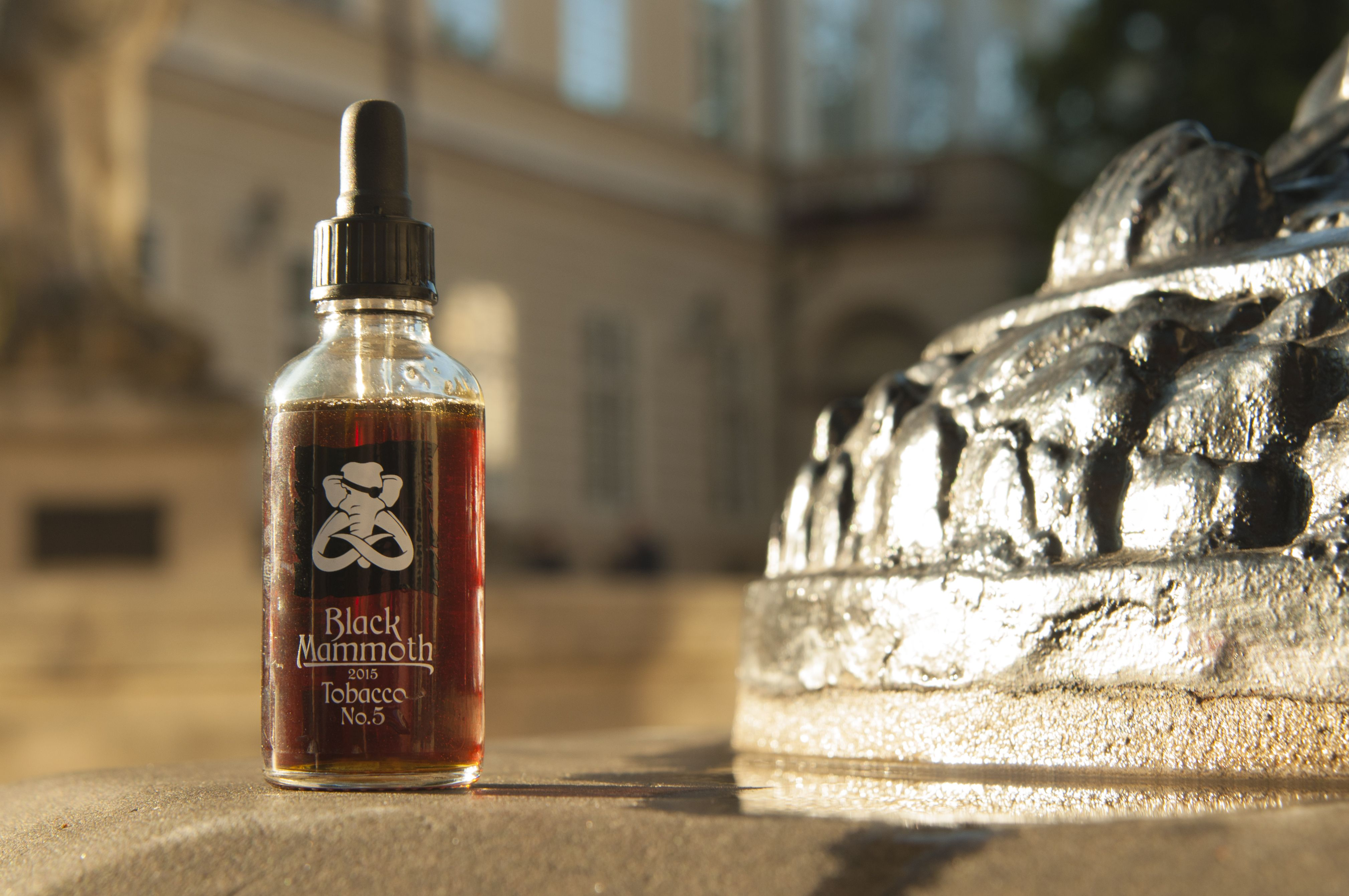From Ukraine With Love. Vaping In Historical Places is Amazing. Follow #BlackMammoth and be ready for new excellent photos! Price: 440 UAH / 50 ml.