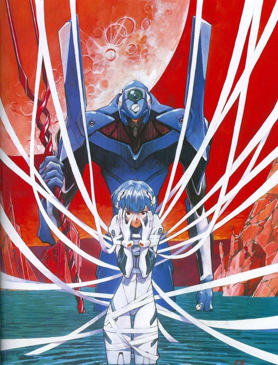 Pin by Alex on Neon genesis evangelion (With images