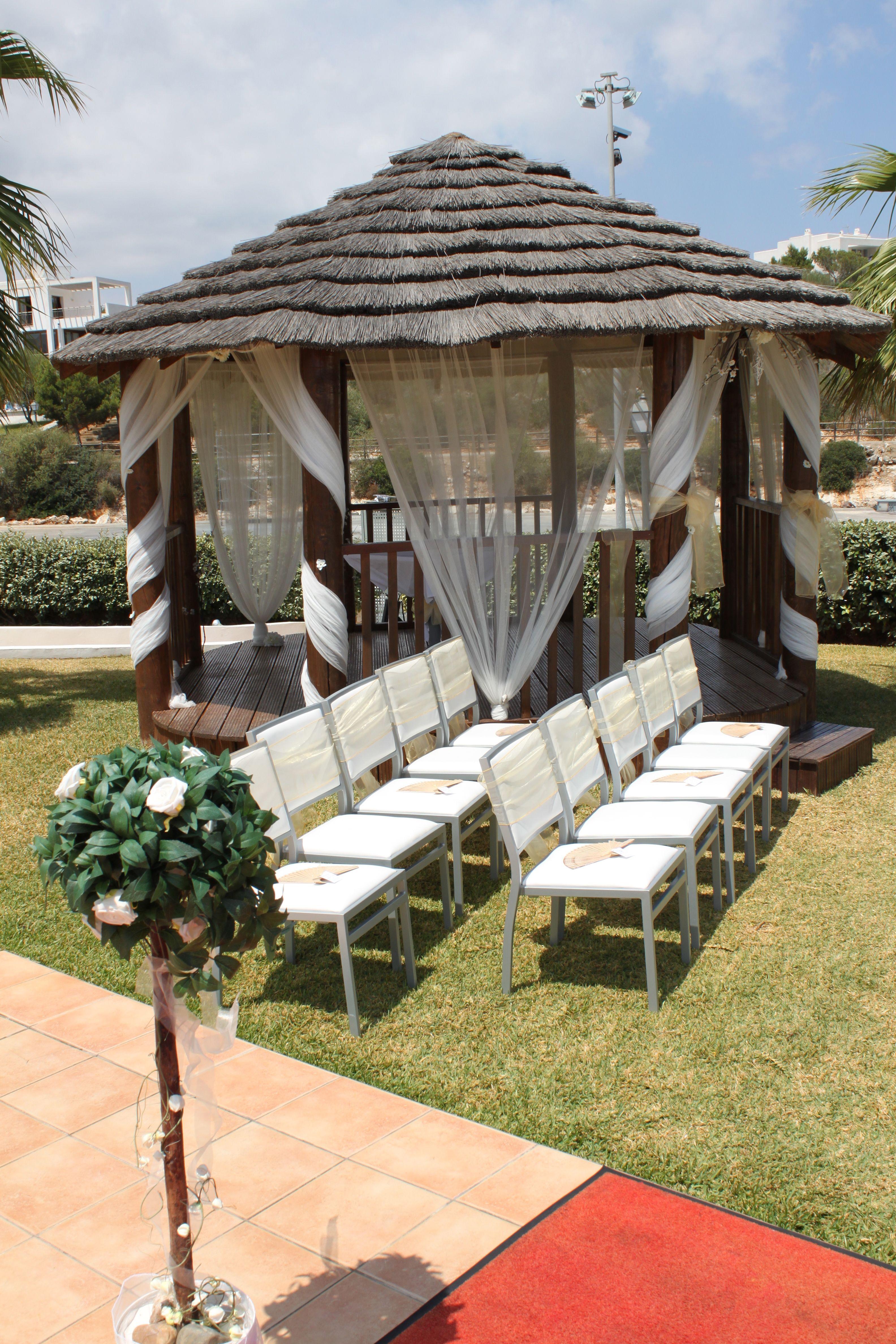 Yacht wedding decorations  Cala DuOr Yacht Club Malloca Spain destinationwedding c Olga