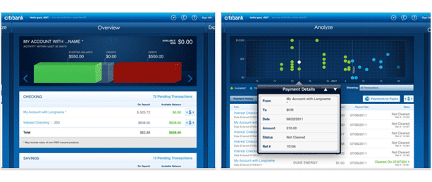 Citibank iPad App takes Online Banking to the Next Level