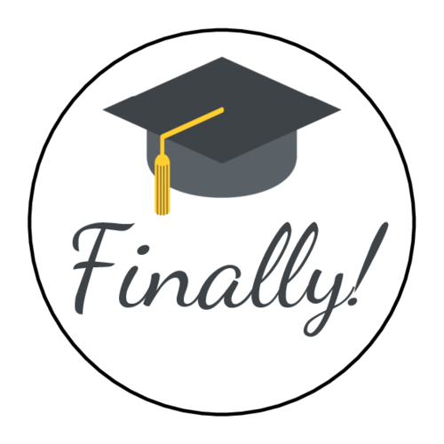 Graduation Cap Labels Graduation Images Graduation Stickers Graduation Templates